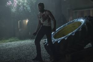 Logan: Hugh Jackman (Logan / Wolverine)