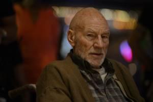 Logan: Patrick Stewart (Charles Xavier / Professor X)