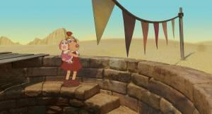 Lotte op zoek naar de draken filmstill