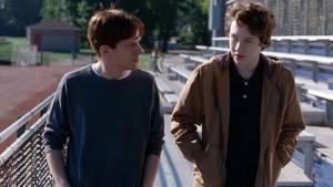 Louder Than Bombs: Jesse Eisenberg (Jonah) en Devin Druid (Conrad Reed)