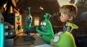 Louis en de Aliens 3D (NL) filmstill