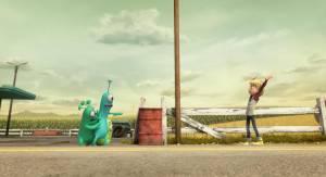 Louis en de Aliens (NL) filmstill