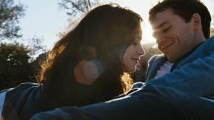 Love, Rosie: Lily Collins (Rosie Dunne) en Sam Claflin (Alex Stewart)
