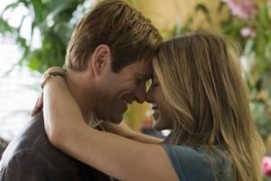 Love Happens: Jennifer Aniston (Eloise) en Aaron Eckhart (Burke Ryan)