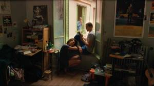 Love: Karl Glusman (Murphy) en Aomi Muyock (Electra)