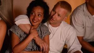 Loving: Ruth Negga (Mildred Loving) en Joel Edgerton (Richard Loving)