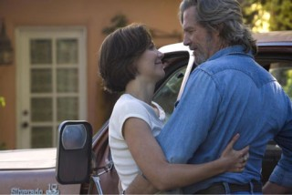 Jeff Bridges en Maggie Gyllenhaal in Crazy Heart