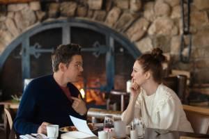 Maggie's Plan: Ethan Hawke (John) en Julianne Moore (Georgette)