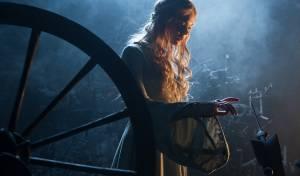 Maleficent: Elle Fanning (Princess Aurora)