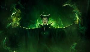 Maleficent: Angelina Jolie (Maleficent)