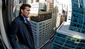 Man on a Ledge: Sam Worthington (Nick Cassidy)