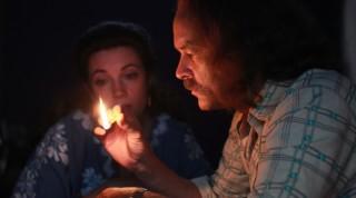 Pauline Greidanus en Marcel Hensema in Afscheid van de Maan
