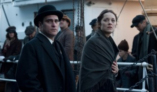 Joaquin Phoenix en Marion Cotillard in The Immigrant