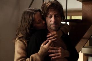 Marion Cotillard en Mathieu Amalric in Les fantômes d'Ismaël