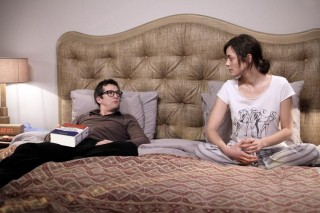 Guillaume Canet en Marion Cotillard in Rock'n Roll