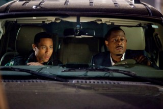 Brandon T. Jackson en Martin Lawrence in Big Mommas: Like Father, Like Son