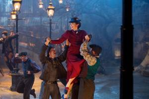Mary Poppins Returns (NL): Emily Blunt (Mary Poppins)
