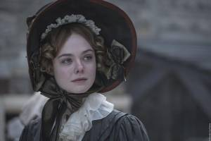 Mary Shelley: Elle Fanning (Mary Shelley)