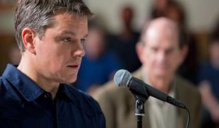 Matt Damon in Promised Land