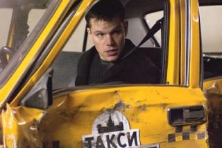 Matt Damon in The Bourne Supremacy