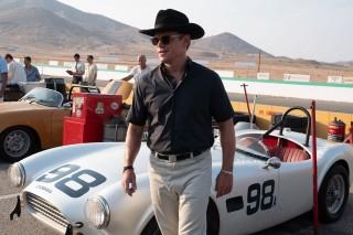 Matt Damon in Le Mans '66