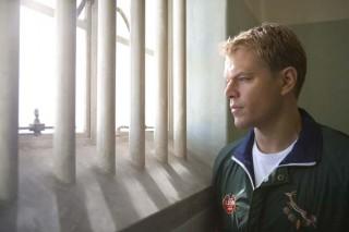 Matt Damon in Invictus