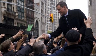 Matt Damon in The Adjustment Bureau
