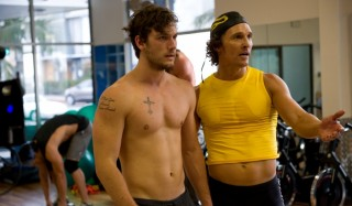 Channing Tatum en Matthew McConaughey in Magic Mike