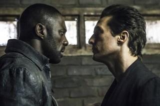 Idris Elba en Matthew McConaughey in The Dark Tower