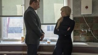 Matthias Schoenaerts en Jennifer Lawrence in Red Sparrow