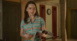 Me Before You: Emilia Clarke (Louisa Clark)