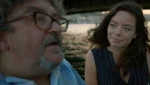 Meet Me in Venice: Beppe Costa (Mauro) en Roberta Petzoldt (Liza)