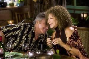 Dustin Hoffman en Barbra Streisand