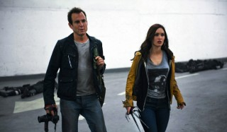Will Arnett en Megan Fox in Teenage Mutant Ninja Turtles