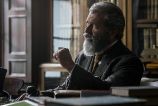 Mel Gibson in The Professor and the Madman