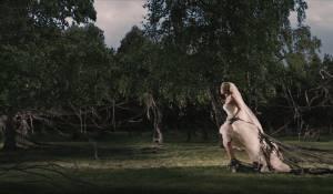 Melancholia: Kirsten Dunst (Justine)
