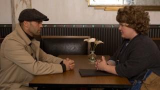 Jason Statham en Melissa McCarthy in Spy