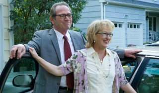 Tommy Lee Jones en Meryl Streep in Hope Springs