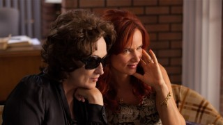 Meryl Streep en Juliette Lewis in August: Osage County