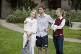 Caitlin Fitzgerald, John Krasinski en Meryl Streep in It's Complicated