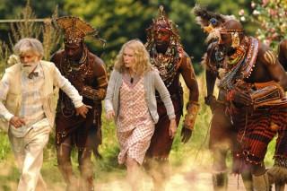 Mia Farrow in Arthur et la vengeance de Maltazard