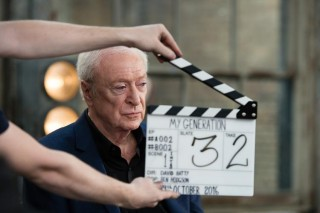 Michael Caine in My Generation