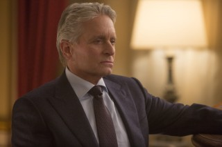 Michael Douglas in Unlocked