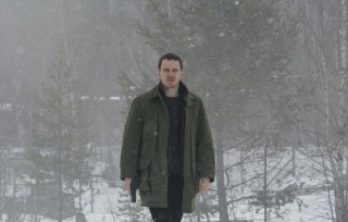 Michael Fassbender in The Snowman