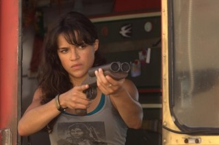 Michelle Rodriguez in Machete
