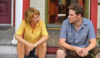 Seth Rogen en Michelle Williams in Take This Waltz