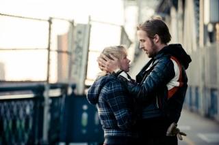 Michelle Williams en Ryan Gosling in Blue Valentine