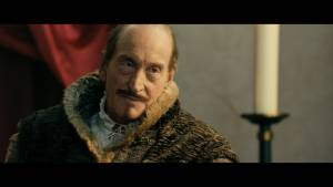 Michiel de Ruyter: Charles Dance (King Charles II of England)