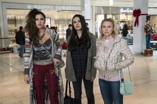 Kathryn Hahn, Mila Kunis en Kristen Bell in Bad Moms 2