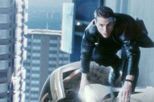 Minority Report: Tom Cruise (Chief John Anderton)